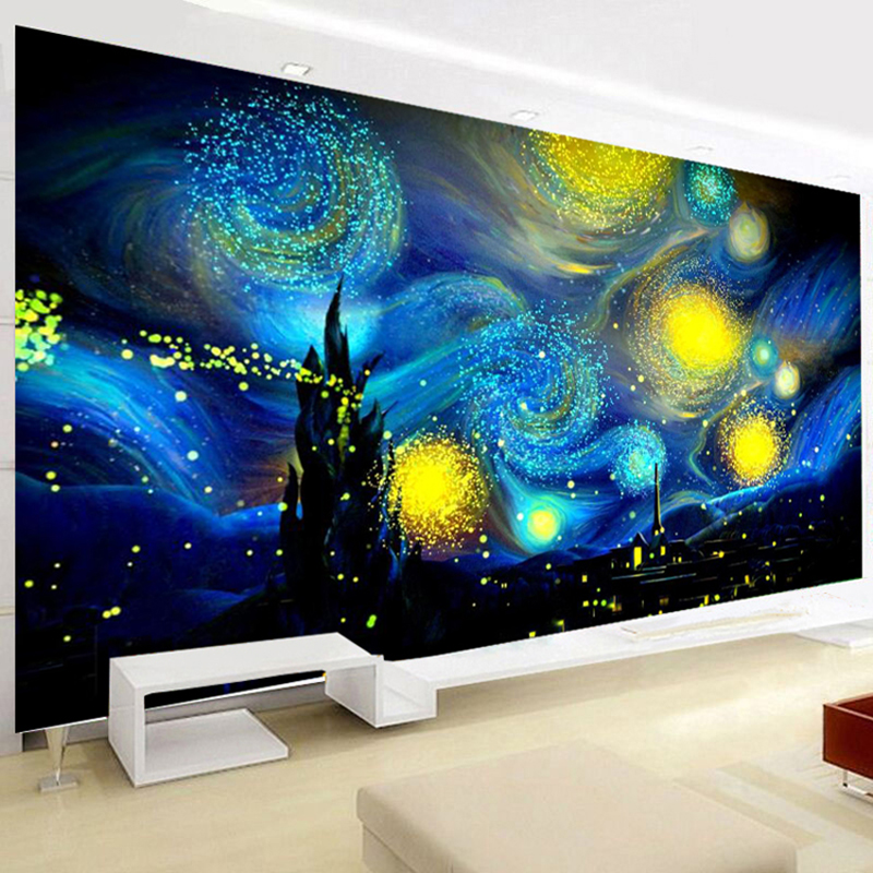 Special-shaped,Full,Diamond painting,120x70CM,Starry sky,landscape,Rhinestone,Diamond mosaic,Picture,Diy,Diamond embroidery