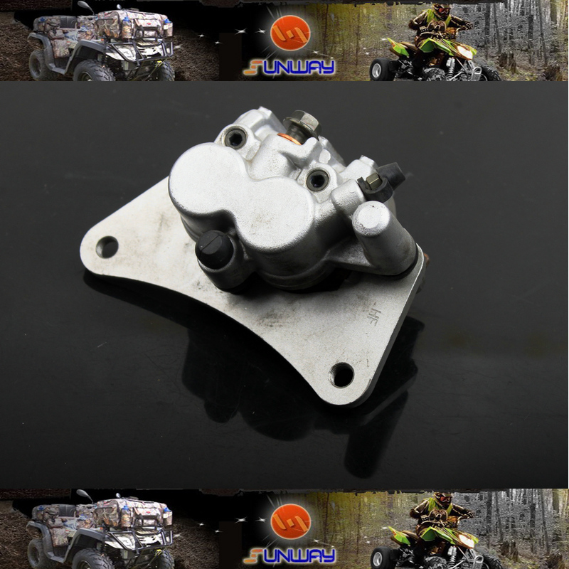 все цены на ATV UTV Parts Rear Left Brake Caliper for HISUN HS800ATV-2 EPA Free Shipping онлайн