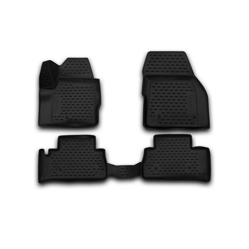 Фото - Car Mats 3D salon For LAND ROVER Freelander 2, 2013-> 4 PCs (polyurethane) car mats 3d salon for land rover freelander 2 2013 4 pcs polyurethane