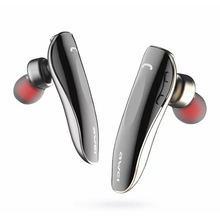 AWEI N1 Wireless Earphone Bluetooth Earphone Earbud Business Connection In-ear Earbuds Bussiness Meeting with Microphone fiio f3 dynamic in ear monitors earphone with in line microphone and remote controls 3 5mm l shaped jack colorful earbud