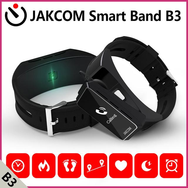 Jakcom b3 smart watch nuevo producto de boxs usb sata caja disco duro rack móvil mp3 dekoder