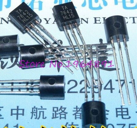 20pcs/lot TA7642 TO-92