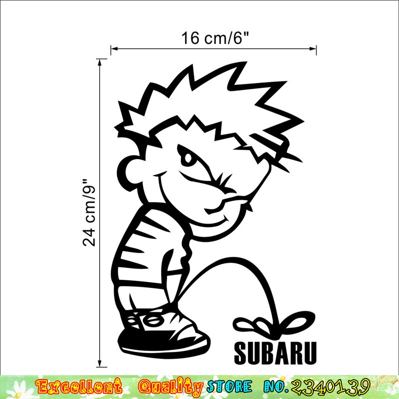 Subaru 6 Cylinder