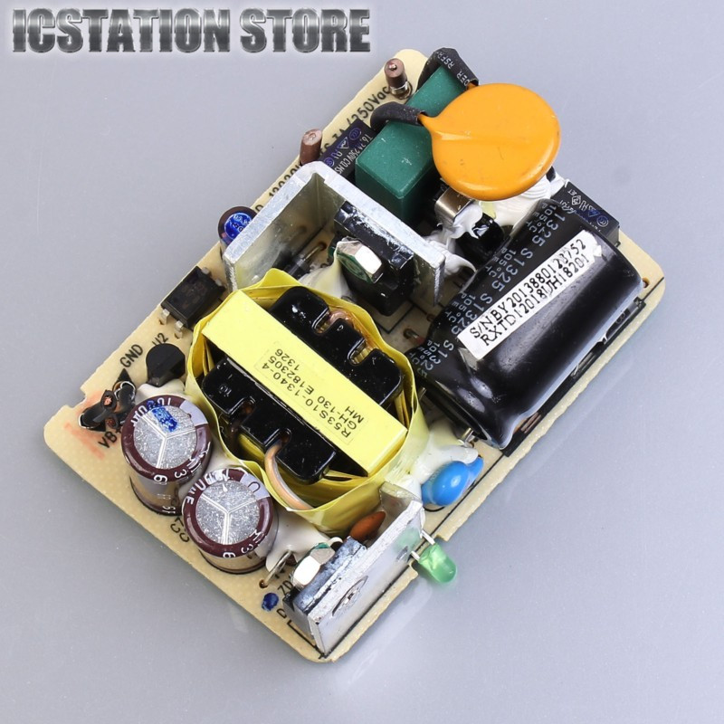 AC-DC Switching Power Supply Module 12V 2A Original Regulated Power Supply Board 6.7*4.5*2.3cm led power supply 4a to 6a 24v switching power supply board ac dc power module ac converter 100w regulated transformer