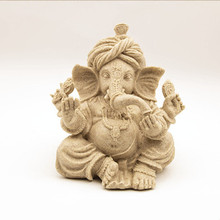 MRZOOT Southeast Asian ornaments Thai style home decorations handicrafts like elephant nose God of Wealth Indian ancient statues
