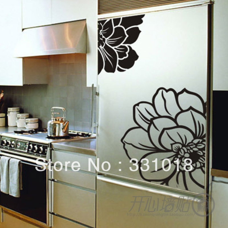 Wall Stickers Refrigerator Kitchen Cabinet Electrical