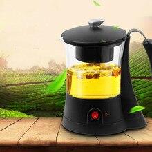 Черный чай заварной машины стекло автоматический электрический Сохранение тепла и приготовления ПУ 'er чайник/Электрический чайник