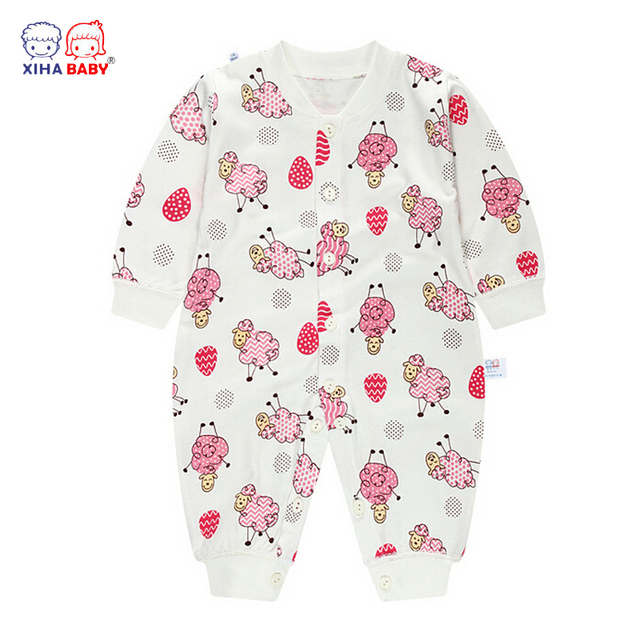 Jumpsuit Kids Baby Clothes Bamboo Fiber Infant Romper High Quality