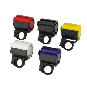 Image 3 - High Quality MTB Road Bicycle Bike Electronic Bell Loud Horn Cycling Hooter Siren Holder wholesale