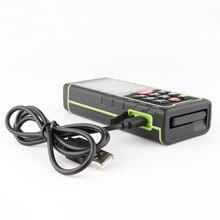 Cheaper RZAS50 Intelligent color screen Digital laser distance Meter trena laser Tape measure Diastimeter tester tool Laser Rangefinder