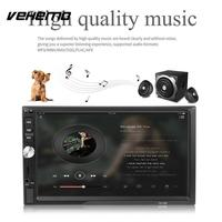 7 7012B Audio Car MP5 Player Flexible Radio Multimedia Player Smart Car Stereo Video Player Automobile
