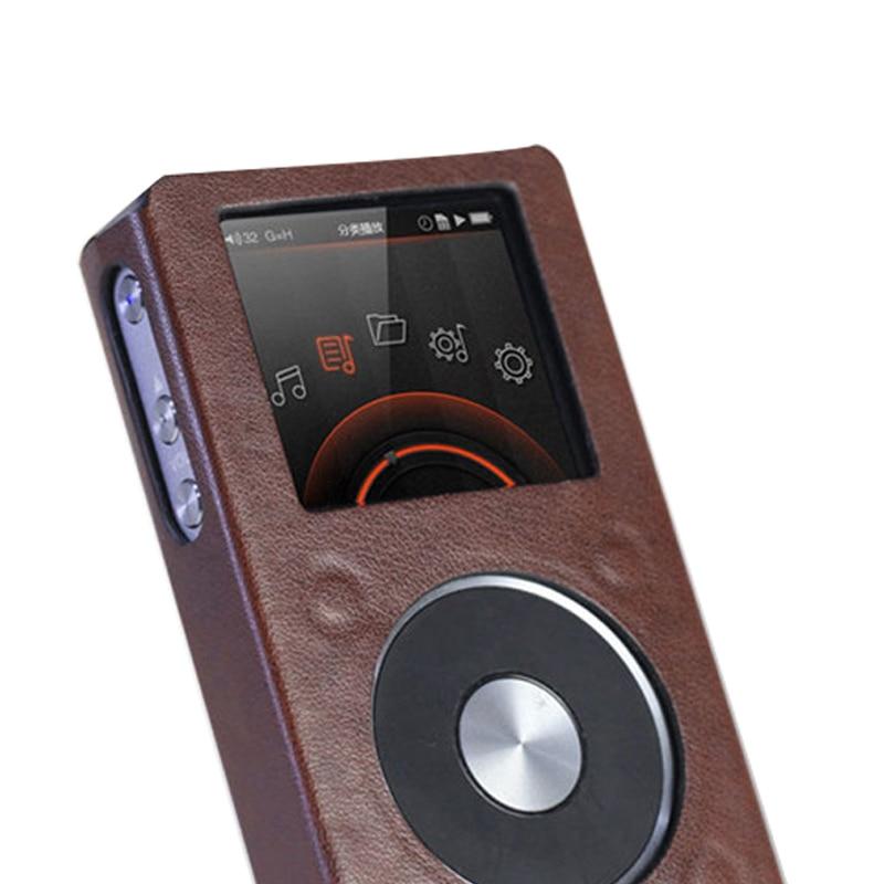 100 NEW Original LC FX5221 Leatherette case for Fiio Hifi Music Player New X5 X5K X5