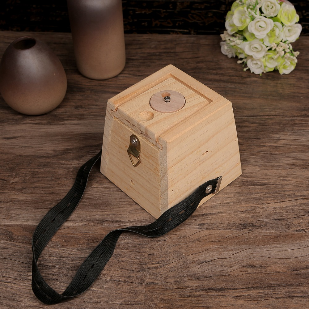 Oak Moxibustion Box With Moxa Stick Roll Burner Stick Body Massage Body Health Care Moxa Utensils For Relax Your Body Wooden Box cute hamburger lunch box with utensils set