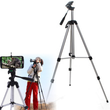 1305mm Professional action accessories Portable Camera Tripod Stand for Nikon Canon Pentax Camera DSLR Camera