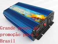 Inversor Energia Solar 2500 W 12 110 Ou 220 V Onda Pura