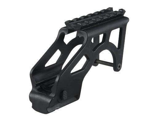 Tactical Scope Flashlight MAKO PRO GIS Rail Mount With Picatinny Rail For Glock Pistol Gun 17 19 20 21 22 23 34 Gen 3 & 4
