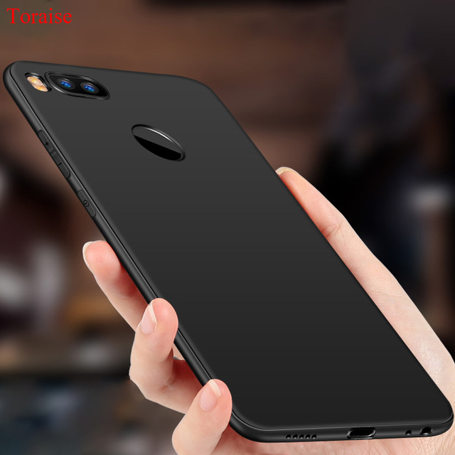 online store 8eda5 81e03 US $3.09 38% OFF|Toraise Xiaomi mi a1 a 1 Case Thin Frosted Soft Silicone  Tpu Case for Xiaomi mix 2s mi5x MI6 Cover for Xiaomi mi a2 6X MI8 lite-in  ...