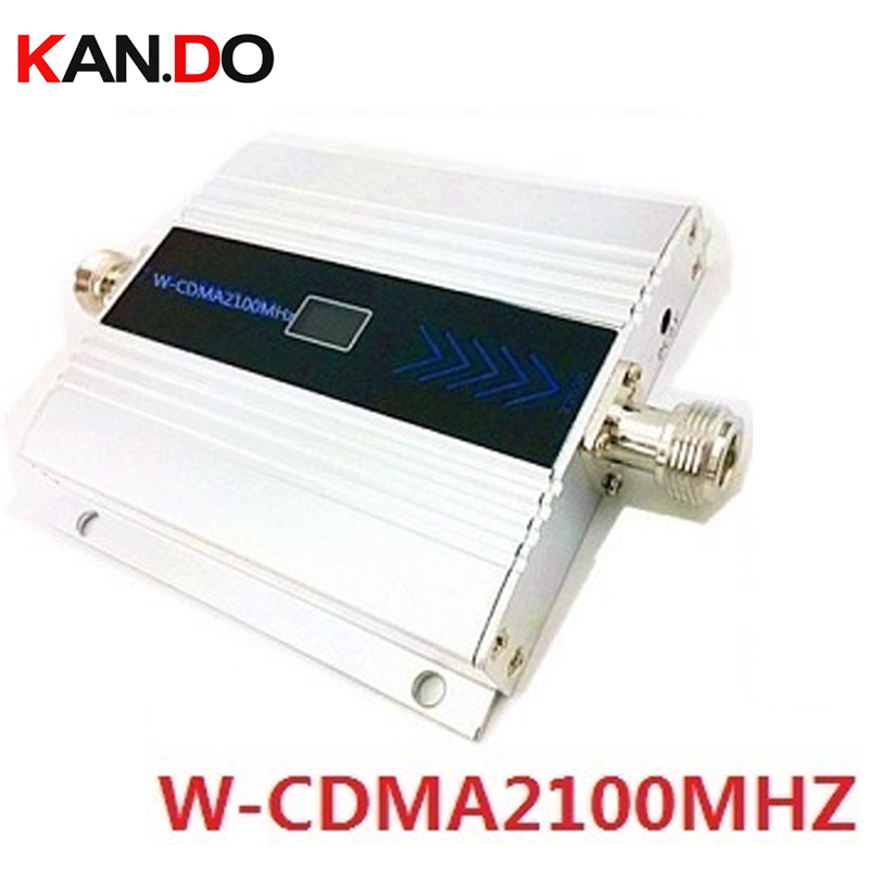 WCMDA New Model Gain 55dbi LCD Display Function Max.500square Meter Work 3G WCDMA Mobile Phone Signal Booster And Repeater