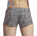 men Chinese classical pattern boxers short men's short underwear men sexy boxer trunks underpants