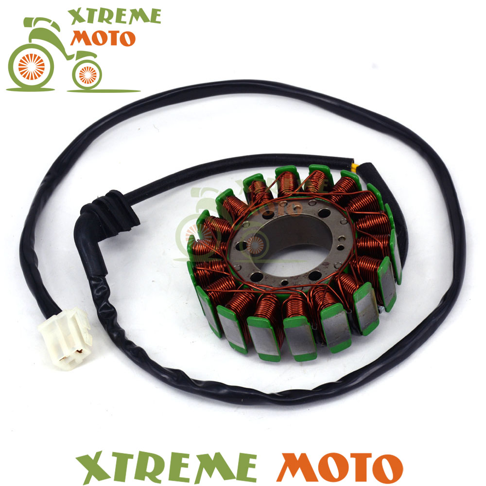 Magneto Engine Stator Generator Charging Coil Copper Wires For CBR900RR FIREBLADE 1993-1995 Motorcycle Dirt Bike