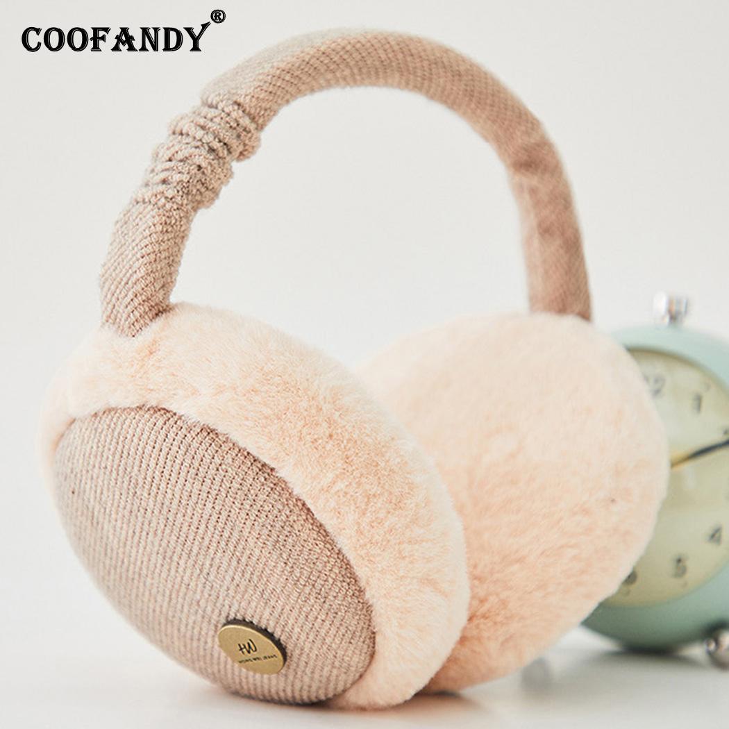 New Winter Cozy Ear Warmers Headband Ear Muffs For Men Women Earmuffs Earmuffs