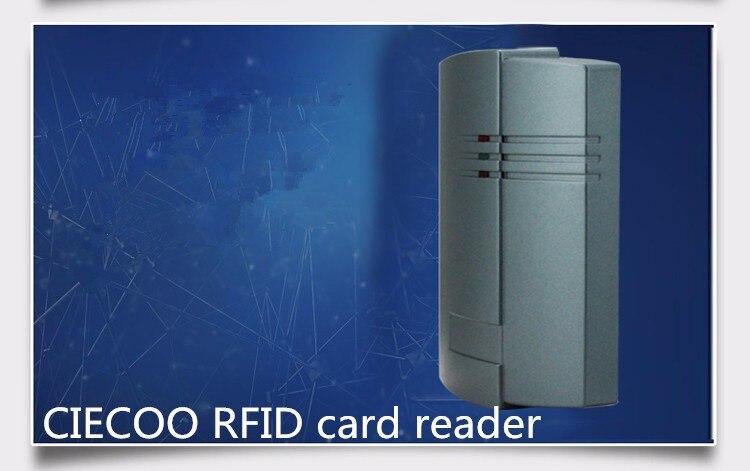 Security ID Proximity Sensor Smart Card Reader 125KHZ RFID card reader Output Format Wiegand 26/34,RS485/232 turck proximity switch bi2 g12sk an6x