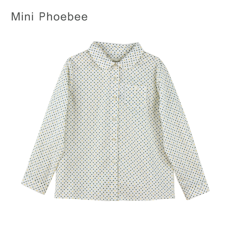 kids blouse white long sleeve cotton floral children girls white blouses for girls blouse designs brand long sleeve kids shirts girl children floral blouse shirt spring autumn long sleeve doll collar girls thin chiffon blouses tops for teen 13 14 15y fb300