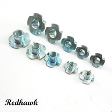 50PCS lot M3 M4 M5 M6Four Claw Nut For RC Model Planes Airplanes Parts Aircraft Aeromodelling