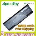 Apexway 9 celdas de batería portátil para dell inspiron 1520 1720 530 s 1521 1721 DY375 FK890 FP282 GK479 GR986 GR995 KG479 NR222 NR239
