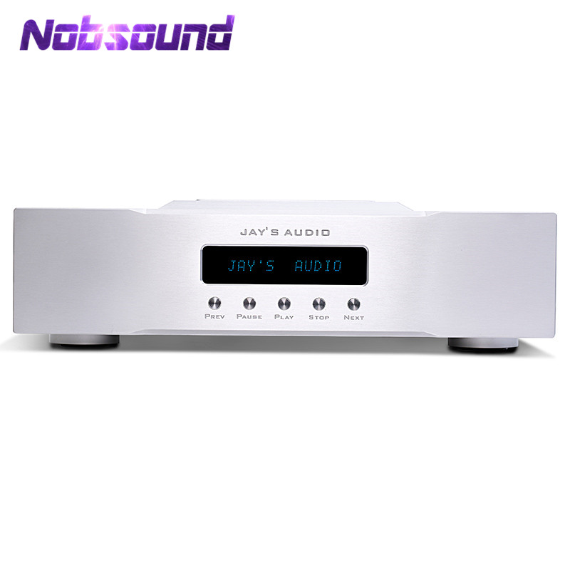 Nobsound CDT-2 MK2 High-End CD Transport Disc Player Digital Output With CDM4 Laser Head and Crystek Low Jitter iPhone XS