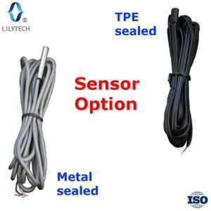 Image 3 - ZL 6210A, Digital, controlador de temperatura, termostato, controlador de almacenamiento en frío económico, Lilytech