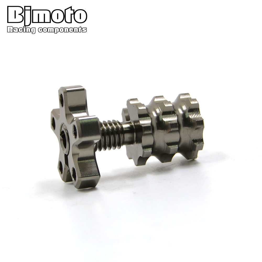 BJMOTO M8*1.25 Universal Motorcycle CNC Aluminum Clutch Cable Wire Adjuster For Kawasaki Yamaha Honda Suzuli Ducati Dirt Bike