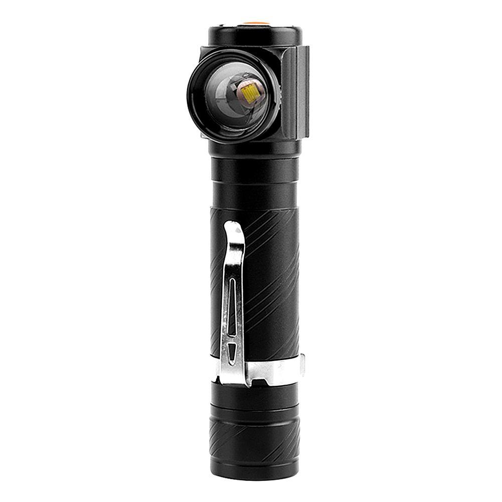 Neue 80000 Lumen Neue Ecke Scheinwerfer Led Starke Scheinwerfer Usb Lade T6 Taschenlampe Ausflug Camping Notwendig Licht