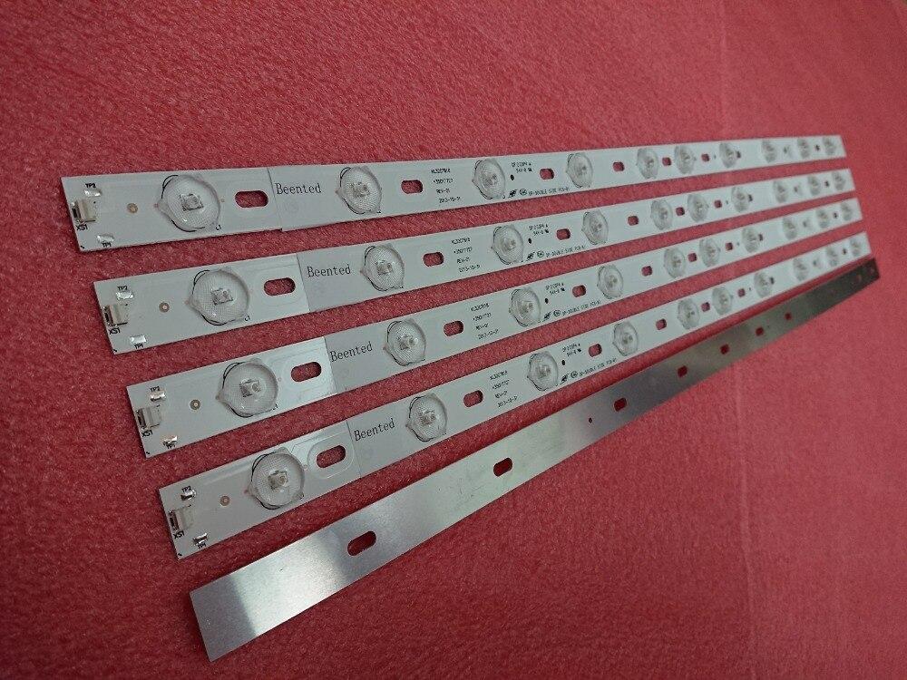 New 20pcs/lot 10LEDs(6V) 644mm LED Backlight Strip For KONKA KL32GT618 35017727