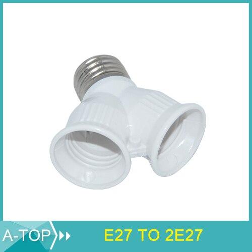 Преобразователь ламп E27 2
