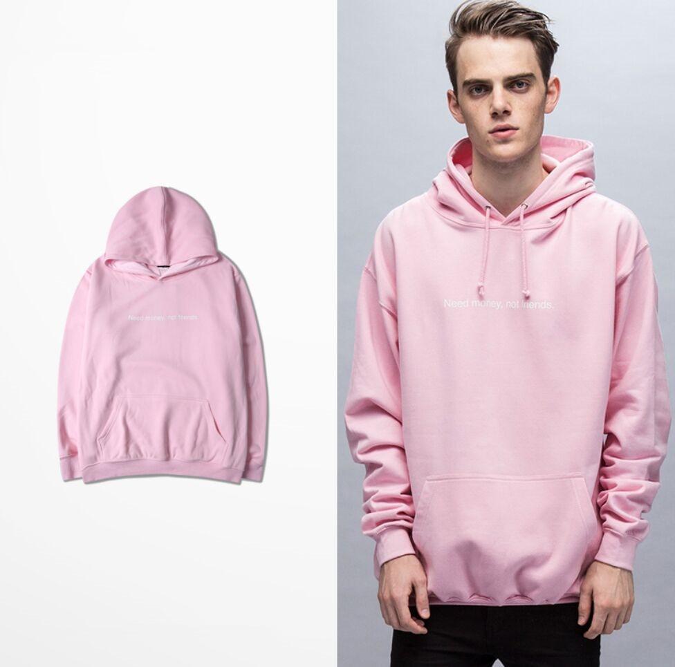 Popular Hoodie Pink Men-Buy Cheap Hoodie Pink Men lots from China ...