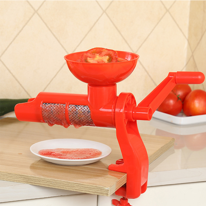 manually multi purpose fruit vegetable juicer tomato sauce making tools kitchen accessories