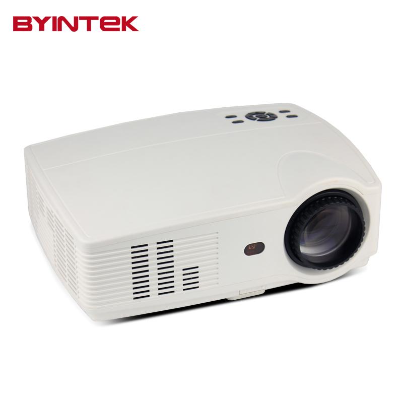 Prix pour 3500 lumens fuLL HD Projecteur BYINTEK Meilleur Home Cinéma BL125 cinéma Vidéo HDMI LCD mIni LED Projetor Proyector Beamer