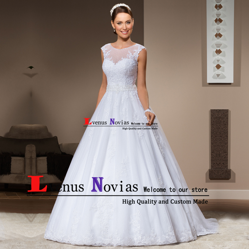 Vestido De Noiva Simples Cheap Bride Dress Gorgeous Lace