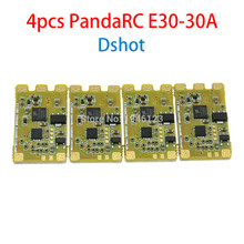 PandaRC E30-30A 30A 2-4 S Blheli_S BB2 Borstelloze ESC Ondersteuning Dshot voor Racing Drone(China)