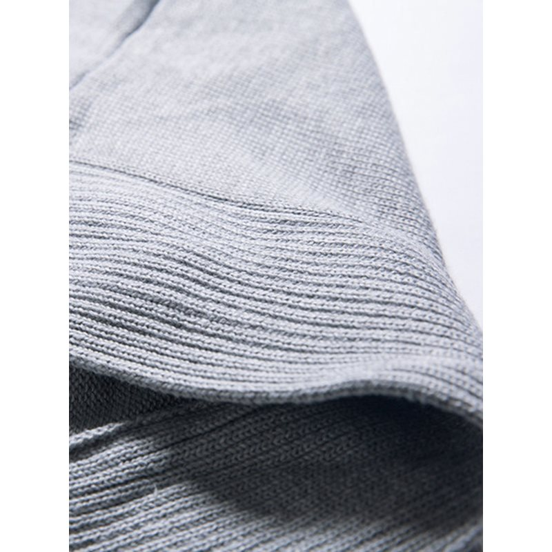 Men Sweaters Casual High Street Black Gothic Plus Size Loose Hooded Solid Spring 2019 Fashion Pockets Gray Goth Tops