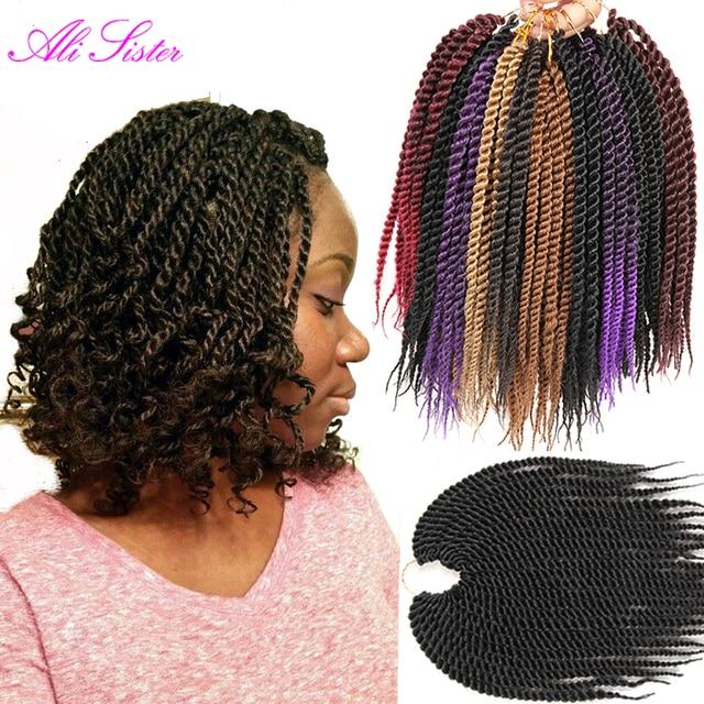 10 Senegalese Twist Hair Crochet Hair Braiding Crotchet Braids Hair