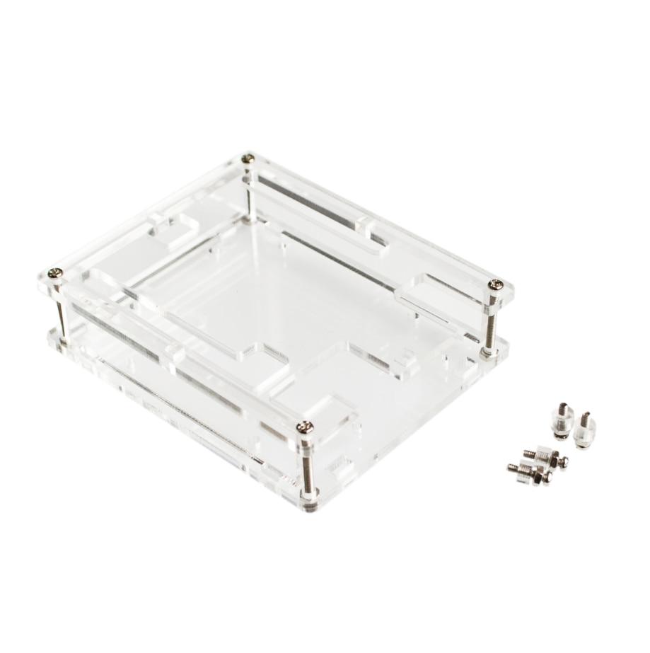 Akryl Box inteligentne elektronika uno r3 case obudowa przezroczysty akryl box