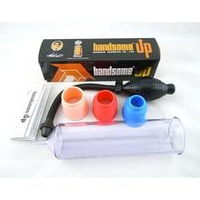 Transparent Penis Enlargement lasting Pumps Penis Cock Pro Extender Vacuum Pump For Men Dick Erection Assisting Device