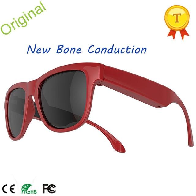 aef4af358a Cheap Price smart bluetooth wireless bone conduction earphones waterproof  sunglasses headphones music eyewear with microphone