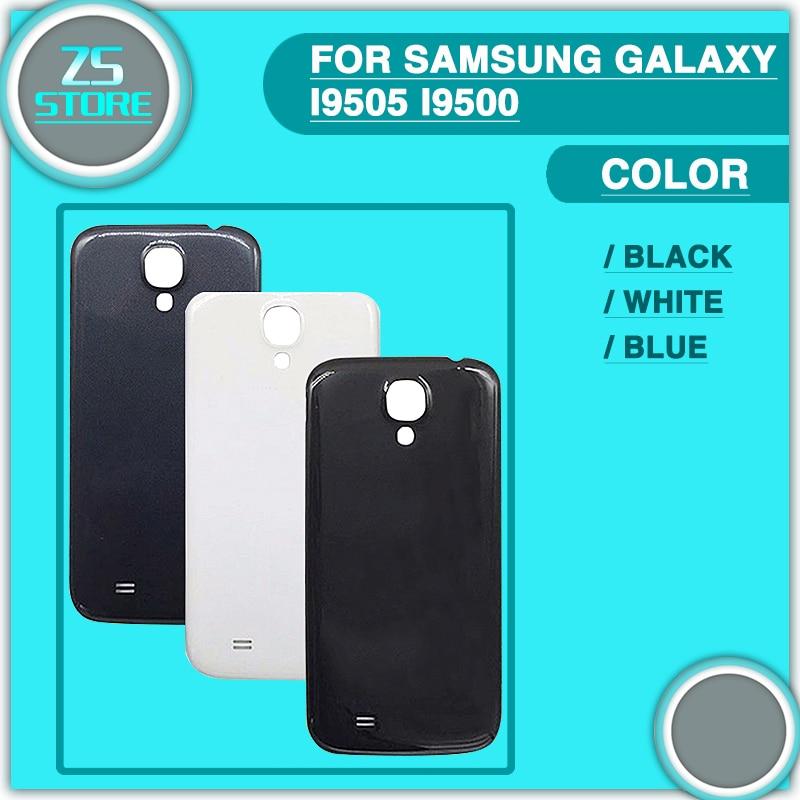 10pcs New <font><b>S4</b></font> mini Back <font><b>Battery</b></font> Cover For <font><b>Samsung</b></font> Galaxy i9505 i9500 <font><b>S4</b></font> mini I9190 rear <font><b>Battery</b></font> Housing Back Door Case