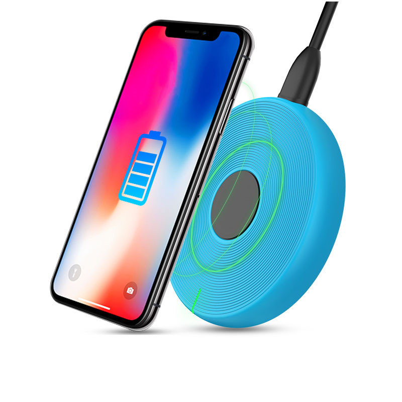 Qi Wireless Charger for Samsung Galaxy Note 8 9 Dock Cradle