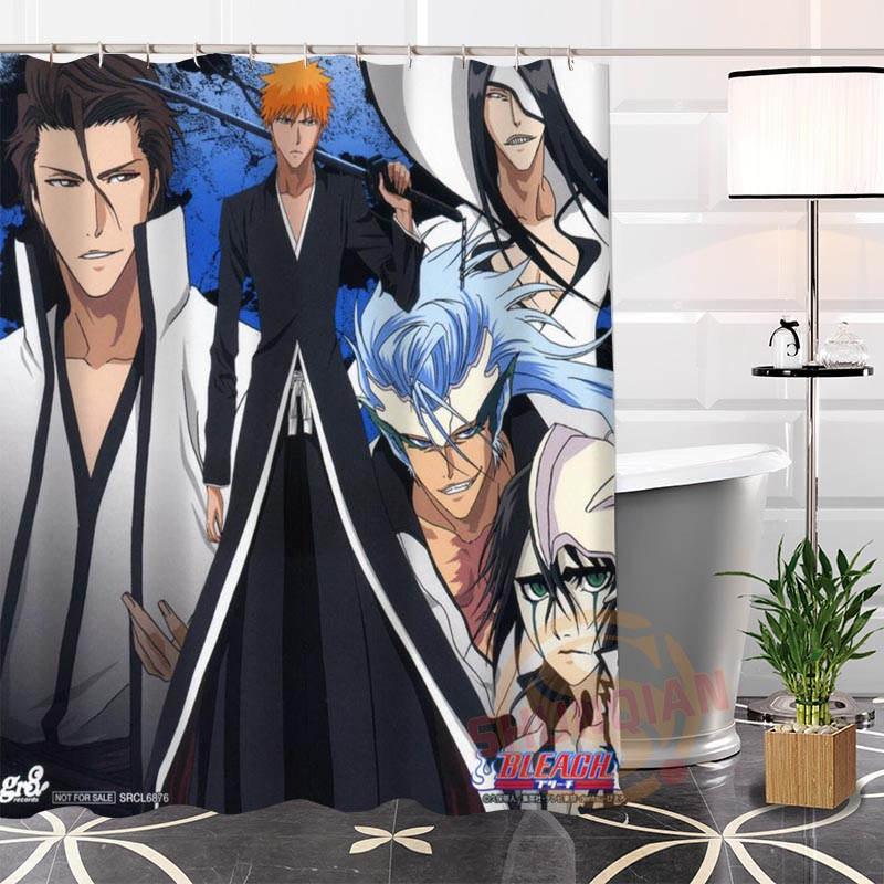 Besten Nizza Benutzerdefinierte Die Anime Galerie Duschvorhang Bad Vorhang Wasserdichtes Gewebe Fur MEHR GROssE WJY 98 In