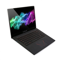 ZEUSLAP New 15.6inch 6gb ram+256gb ssd+1000gb hdd 1920*1080P IPS Screen Intel Quad Core Laptop Notebook Computer
