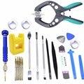 Multi-purpose combination tool 20 in1 phone repair kit forceps screwdriver iPhone pry tool maintenance apart samsung